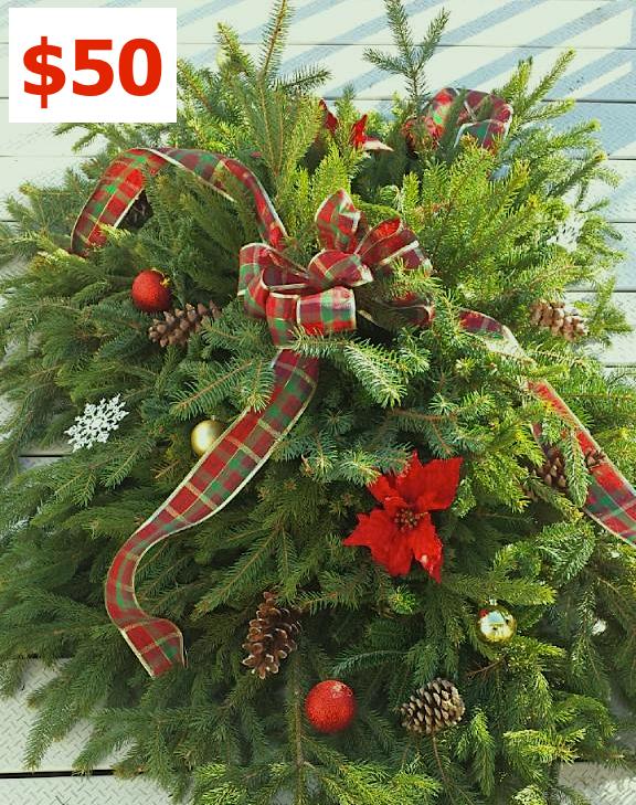 Christmas Grave Blankets For Sale Near Me.Fresh Evergreen Grave Blankets Www Freelandgraveblankets Com